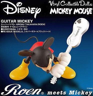【中古】フィギュア ミッキーマウス ギターVer.「Vinyl Collectibule Dolls」