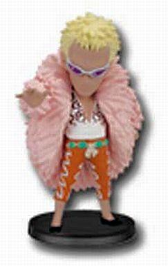 【中古】フィギュア ドンキホーテ・ドフラミンゴ「ワンピース」一番くじ ?マリンフォード編 スペシャルエディション? E賞ワールドコレクタブルフィギュア