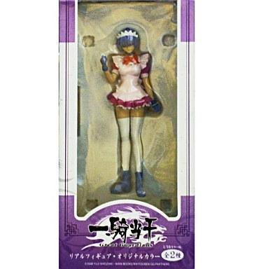 【中古】フィギュア 呂蒙子明「一騎当千 Great Guardians」1/10リアルフィギュア・オリジナルカラー