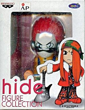 【中古】フィギュア hide フィギュアコレクション (ヘッドホン+サングラス)