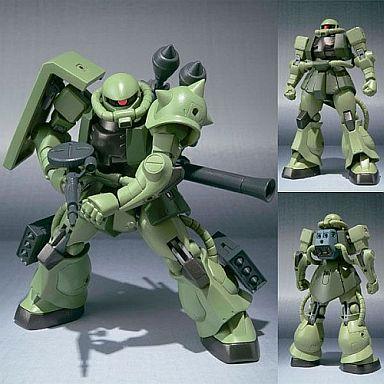 【中古】フィギュア ROBOT魂 <SIDE MS> ザクII 「機動戦士ガンダム」