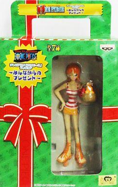 【中古】フィギュア ナミ「ワンピース」フィギュア?みんなからのプレゼント?
