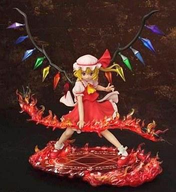 悪魔の妹 フランドール・スカーレット-紅剣ver.- 「東方Project」 1/7 PVC製塗装済み完成品