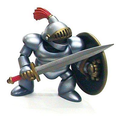 【中古】フィギュア さまようよろい「ドラゴンクエスト」ソフビモンスター021