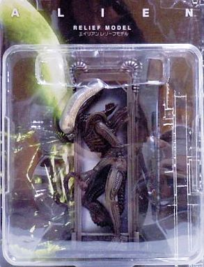 【中古】フィギュア エイリアン(メタルカラー スタンディング) 「エイリアン」 レリーフモデル