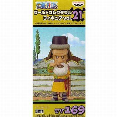 【中古】フィギュア トンジット 「ワンピース」 ワールドコレクタブルフィギュアvol.21