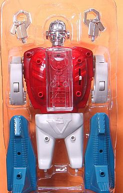 "Robot Man Reprinted Edition ""Microman"" Action Figure"