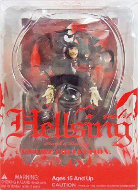 """【中古】フィギュア アーカード 蝙蝠Ver. 「HELLSING-ヘルシング-」 フィギュアコレクション?見敵必殺?vol.1""""Blood&Bats"""""""