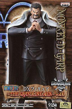 モンキー・D・ガープ 「ワンピース」 DXフィギュア~THE GRANDLINE MEN~vol.0