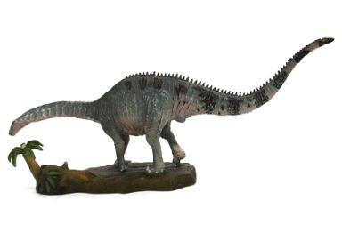 【中古】フィギュア GK010 アパトサウルス 「国立科学博物館監修シリーズ 科博所蔵品再現モデル」