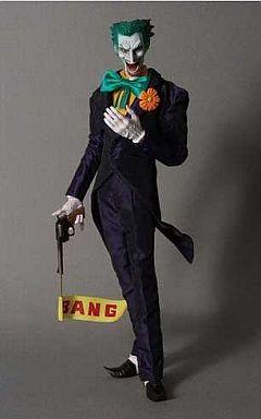 【中古】フィギュア RAH ジョーカー BATMAN HUSH Ver. 豆魚雷流通限定 「バットマン ハッシュ」 リアルアクションヒーローズ