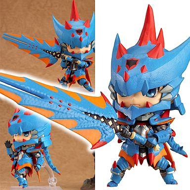 ハンター♂ 剣士 ラギアX・エディション 266