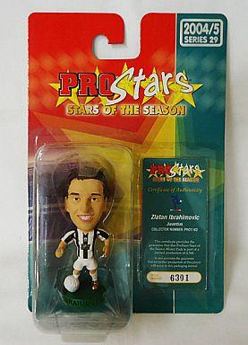 【中古】フィギュア Zlatan Ibrahimovic-ズラタン・イブラヒモビッチ-/Juventus-ユベントス- 「PRO Stars」 スター・オブ・ザ・シーズン 2004/5 シリーズ29