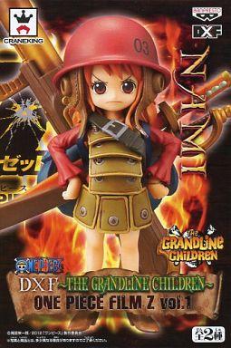 ナミ 「ワンピース」 DXF~THE GRANDLINE CHILDREN~ ONE PIECE FILM Z vol.1