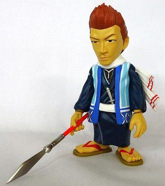 【中古】フィギュア MAKIDAI 「エグザムライ戦国」 ディフォルメフィギュア