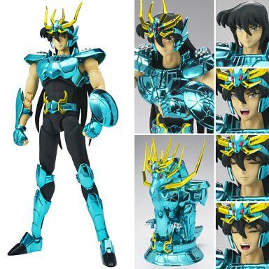 【中古】フィギュア 聖闘士聖衣神話EX ドラゴン紫龍(新生青銅聖衣) 「聖闘士星矢」