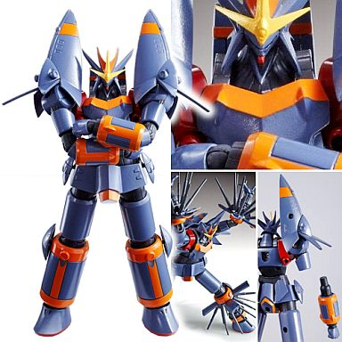 【中古】フィギュア [ランクB] スーパーロボット超合金 ガンバスター 「トップをねらえ!」