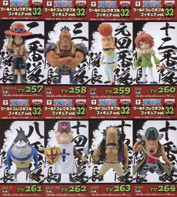 全8種セット 「ワンピース」 ワールドコレクタブルフィギュア vol.32