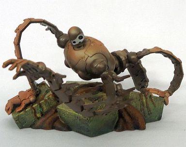 【中古】フィギュア ロボット兵 「天空の城ラピュタ」 想造ガレリア第1弾 塗装済み完成品