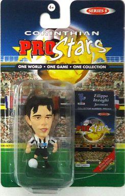 【中古】フィギュア Filippo Inzaghi -フィリッポ・インザーギ-/Juventus -ユベントス- 「PRO Stars」 シリーズ8