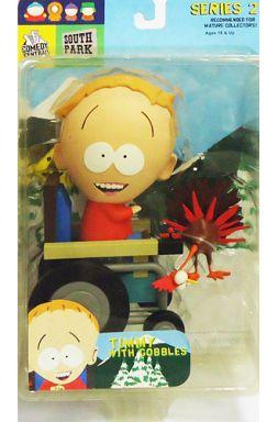 【中古】フィギュア [ランクB] TIMMY WITH GOBBLES -ティミーと七面鳥- 「SOUTH PARK -サウスパーク-」 フィギュア シリーズ4