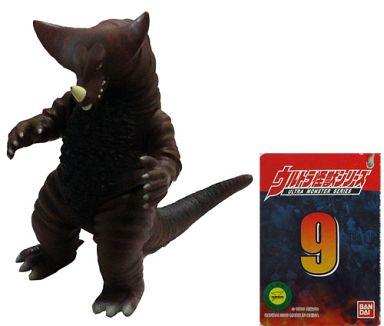 【中古】フィギュア 古代怪獣 ゴモラ 「ウルトラマン」 ウルトラ怪獣シリーズ9
