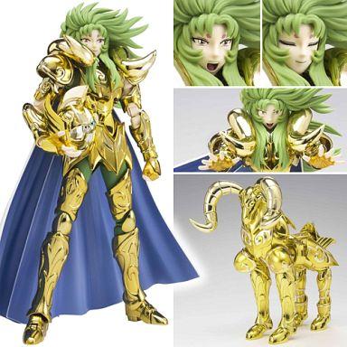 【中古】フィギュア 聖闘士聖衣神話EX アリエスシオン?聖戦Version? 「聖闘士星矢」