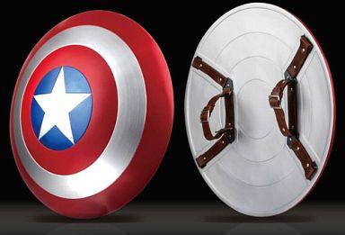 シールド(通常版) 「キャプテン・アメリカ/ウィンター・ソルジャー」 1/1 マーベル等身大コレクション06