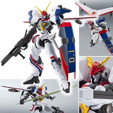 【中古】フィギュア ROBOT魂 <SIDE MA> XD-01SR ドラグナー1カスタム 「機甲戦記ドラグナー」