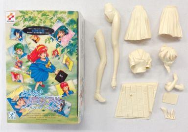 虹野沙希 「ときめきメモリアル」 フィギュアコレクション 1/8 レジンキャストキット