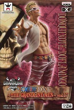 【中古】フィギュア [箱欠品] ドンキホーテ・ドフラミンゴ 「ワンピース」 DXF?THE GRANDLINE MEN?vol.17