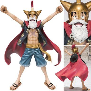 【中古】フィギュア フィギュアーツZERO 剣闘士ルーシー 「ワンピース」