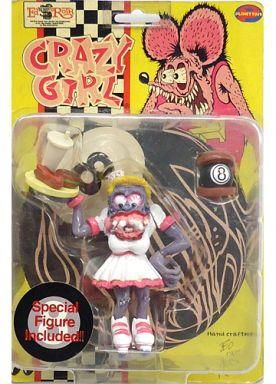 【中古】フィギュア CRAZY GIRL -クレイジーガール- 「ラットフィンク」 アクションフィギュアシリーズ