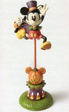 【中古】フィギュア ミッキーマウス 「ディズニー」 ハロウィンフィギュアリン 東京ディズニーリゾート限定
