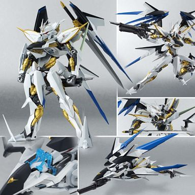 Robot Soul Side RM AW-CBX 007 AG wilkis First Edition Version Cross Ange Angel