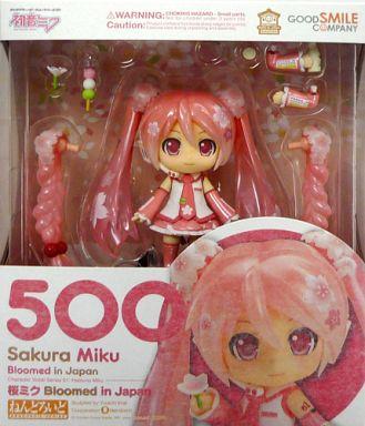 桜ミク Bloomed in Japan 500