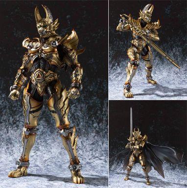 【中古】フィギュア 魔戒可動 黄金騎士 ガロ(冴島鋼牙) 「牙狼<GARO>」
