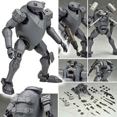 【中古】フィギュア Rk-92 サベージ グレーVer. 「フルメタル・パニック! The Second Raid」 アルメカ 1/60 アクションフィギュア 宮沢模型流通限定