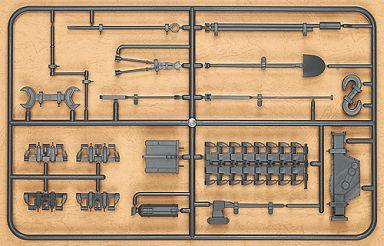 V号戦車 車外装備品セット