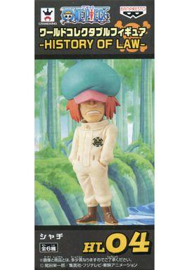 シャチ 「ワンピース」 ワールドコレクタブルフィギュア -HISTORY OF LAW-