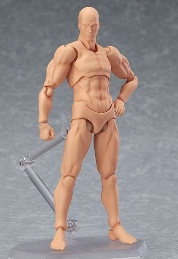 【予約】フィギュア figma archetype next:he flesh color ver.