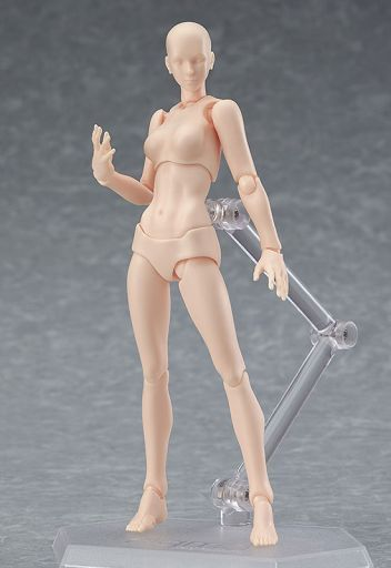 【中古】フィギュア figma arcshetype next:she flesh color ver.