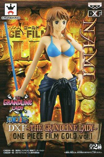 ナミ(決戦服) 「ワンピース」 DXF~THE GRANDLINE LADY~ ONE PIECE FILM GOLD vol.1