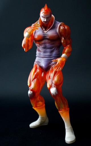 【中古】フィギュア マリポーサ モクテスマ・ディフェンスVer.(特別カラー) 「キン肉マン」 CCP Muscular Collection Vol.DX