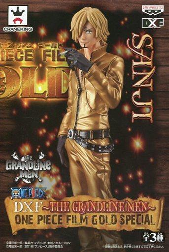サンジ 「ワンピース」 DXF~THE GRANDLINE MEN~ONE PIECE FILM GOLD SPECIAL ナムコ限定
