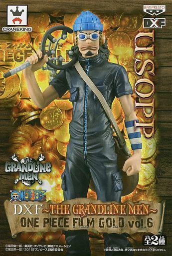 ウソップ 「ワンピース」 DXF~THE GRANDLINE MEN~ ONE PIECE FILM GOLD vol.6