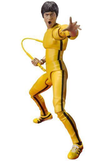 【中古】フィギュア S.H.Figuarts ブルース・リー(Yellow Track Suit) 「死亡遊戯」