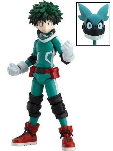 Con Bonus Figma Midori tanihisa mi héroe Academia Goodsmile tienda en línea limitada