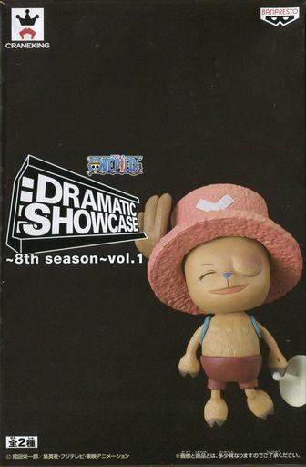 NEW Banpresto 36872A One Piece Dramatic Showcase Vol 1 Chopper Smiling Figure