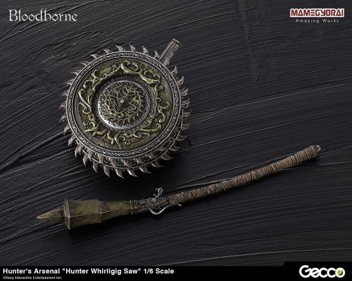 【中古】フィギュア 回転ノコギリ 「Bloodborne(ブラッドボーン)」 Hunter's Arsenal  -ハンターズ・アーセナル- 1/6 ウェポン
